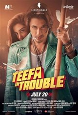 Teefa In Trouble Large Poster
