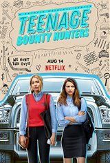 Teenage Bounty Hunters (Netflix) Movie Poster