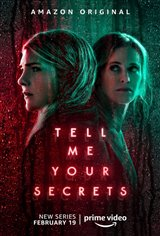 Tell Me Your Secrets (Amazon Prime Video) Movie Poster
