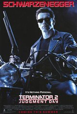 Terminator 2: Judgment Day Movie Poster