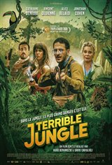 Terrible jungle (v.o.f.) Movie Poster