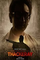 Thackeray (Hindi) Movie Poster