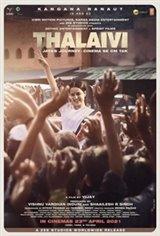 Thalaivi (Hindi) Movie Poster