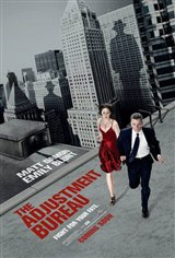 The Adjustment Bureau Large Poster
