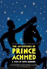 The Adventures of Prince Achmed Movie Poster