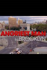 The Angriest Man in Brooklyn Large Poster