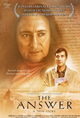 The Answer (Hindi) Large Poster