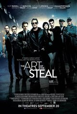 The Art of the Steal (2010) Large Poster