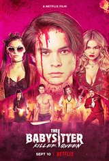 The Babysitter: Killer Queen (Netflix) Movie Poster