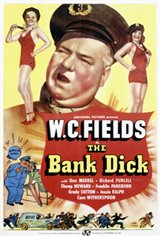 The Bank Dick Movie Poster