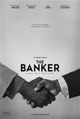 The Banker Large Poster