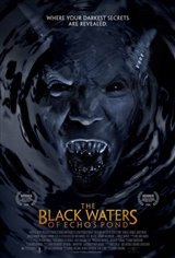 The Black Waters of Echo's Pond Large Poster