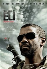 The Book of Eli Large Poster