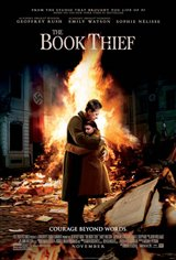 The Book Thief Movie Poster
