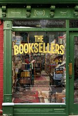 The Booksellers Movie Poster