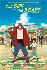 The Boy and the Beast Movie Poster