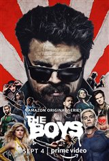 The Boys (Amazon Prime Video) Movie Poster