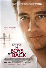 The Boys are Back Movie Poster