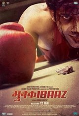 The Brawler (Mukkabaaz) Movie Poster