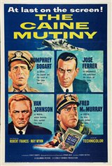 The Caine Mutiny (1954) Movie Poster Movie Poster