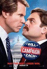 The Campaign Movie Poster