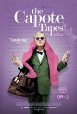 The Capote Tapes Movie Poster