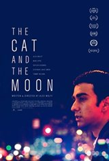 The Cat and the Moon Large Poster