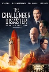 The Challenger Disaster Large Poster