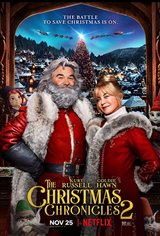 The Christmas Chronicles 2 (Netflix) Movie Poster