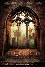 The Church Large Poster