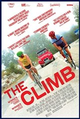 The Climb Large Poster