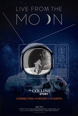 The Collins Story: Live from the Moon Movie Poster