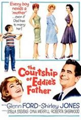 The Courtship of Eddie's Father (1963) Movie Poster