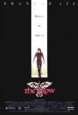 The Crow Movie Poster