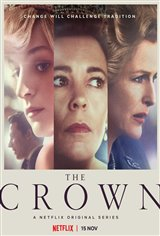 The Crown (Netflix) Movie Poster