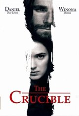 The Crucible Movie Poster
