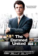 The Damned United Movie Poster