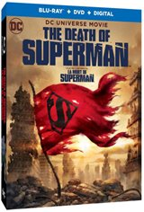 The Death of Superman Large Poster