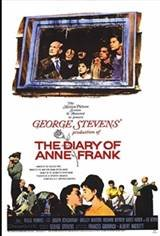 The Diary of Anne Frank (1959) Movie Poster
