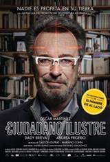 The Distinguished Citizen (El ciudadano ilustre) Movie Poster
