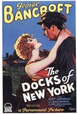 The Docks of New York Movie Poster