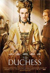 The Duchess Movie Poster