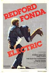 The Electric Horseman Movie Poster