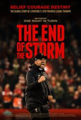 The End of the Storm Movie Poster