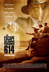 The Escape Of Prisoner 614 Large Poster