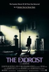 The Exorcist: Director's Cut Movie Poster