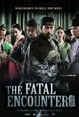 The Fatal Encounter Large Poster