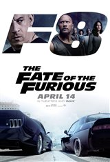 The Fate of the Furious Movie Poster Movie Poster