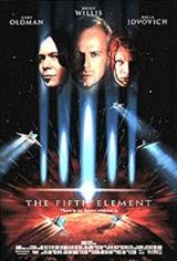 The Fifth Element Movie Poster