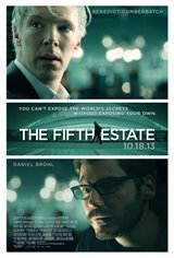 The Fifth Estate Large Poster